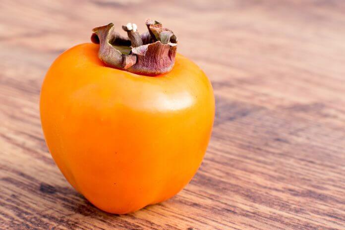 Kaki Frucht